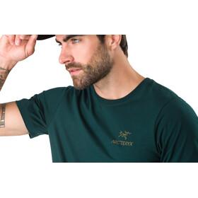 Arc'teryx Emblem Lyhythihainen paita Miehet, labyrinth